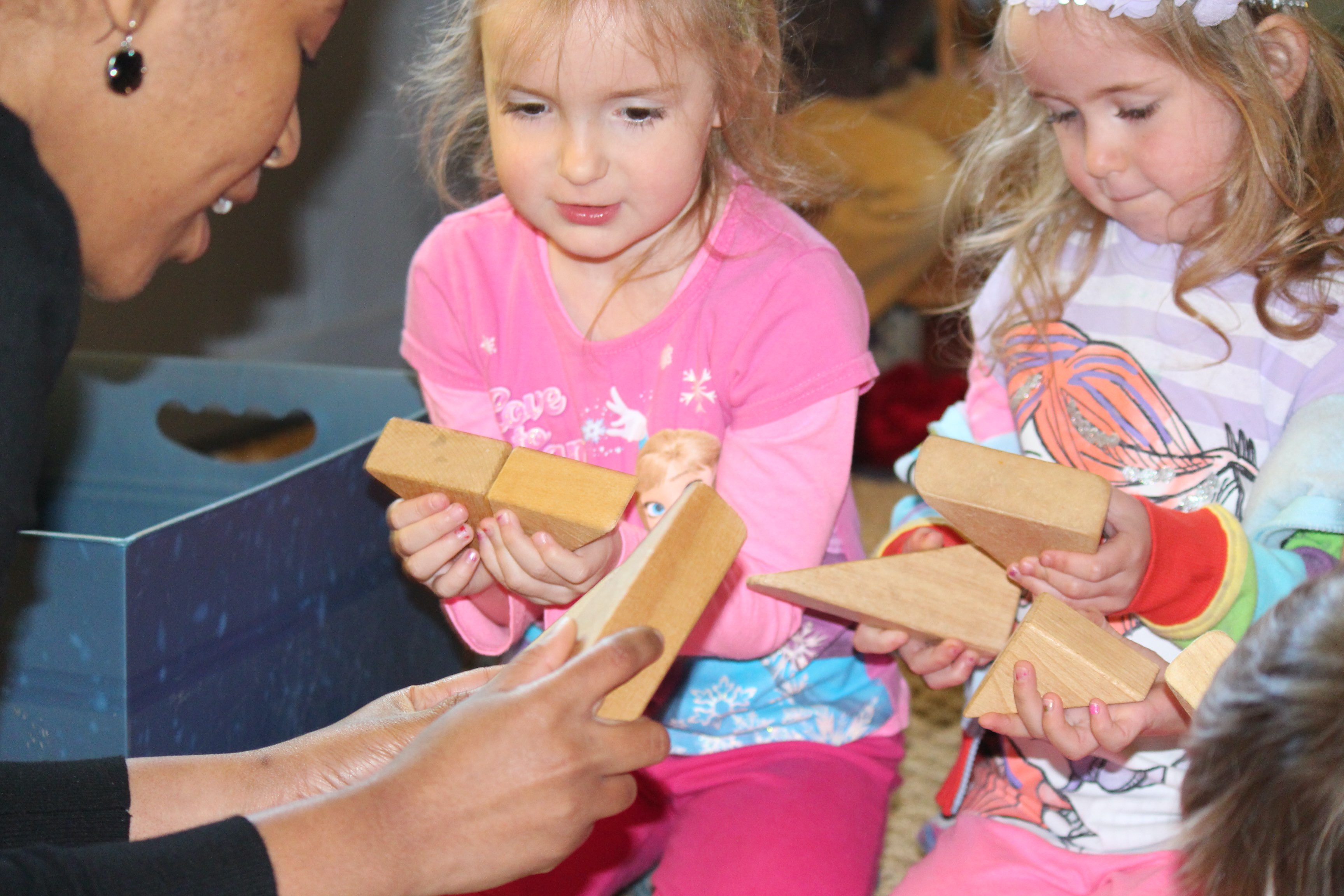 Preschool Growth and Development: Maximizing Learning Experiences