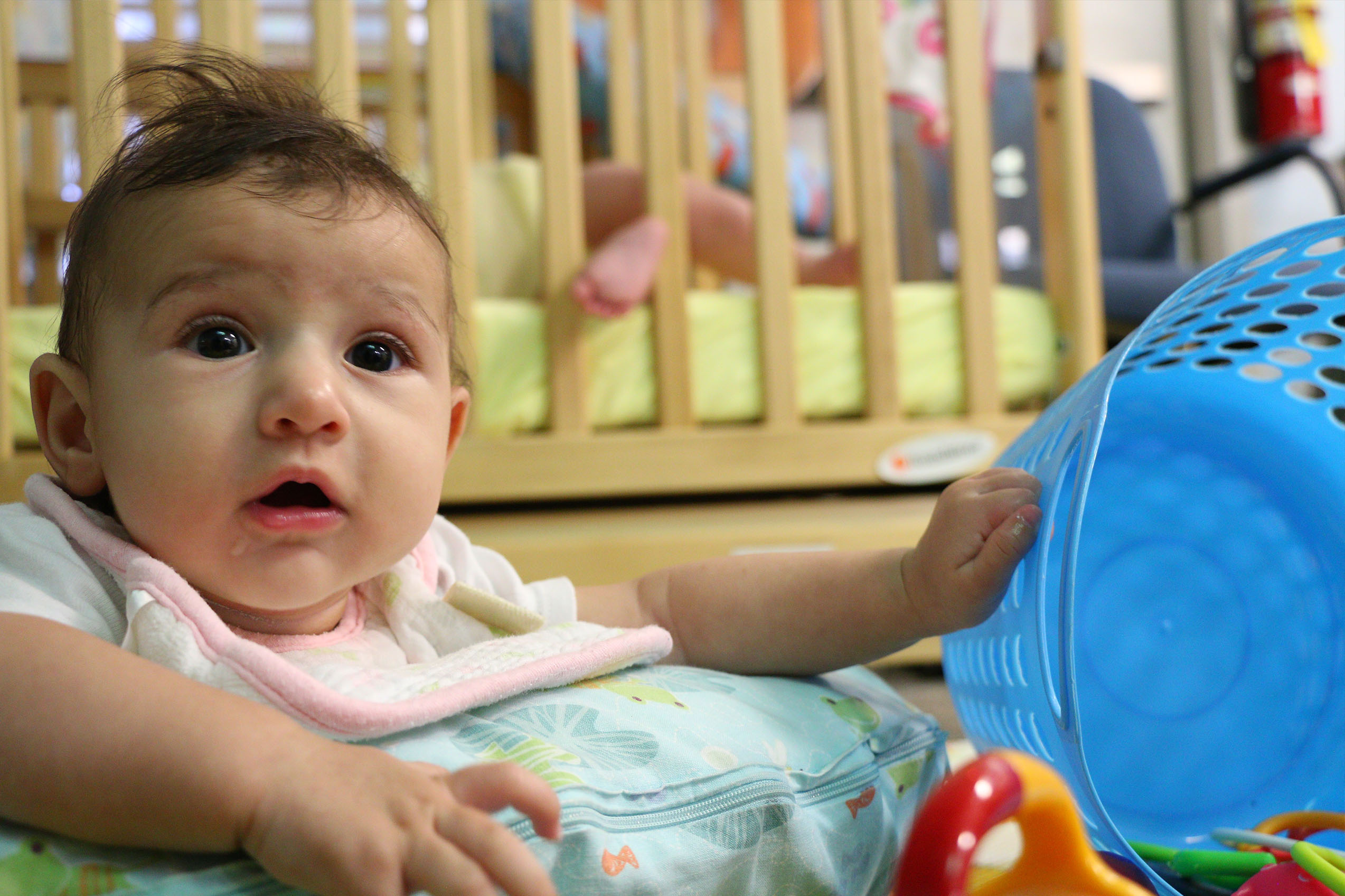 Language Development for Infants and Toddlers