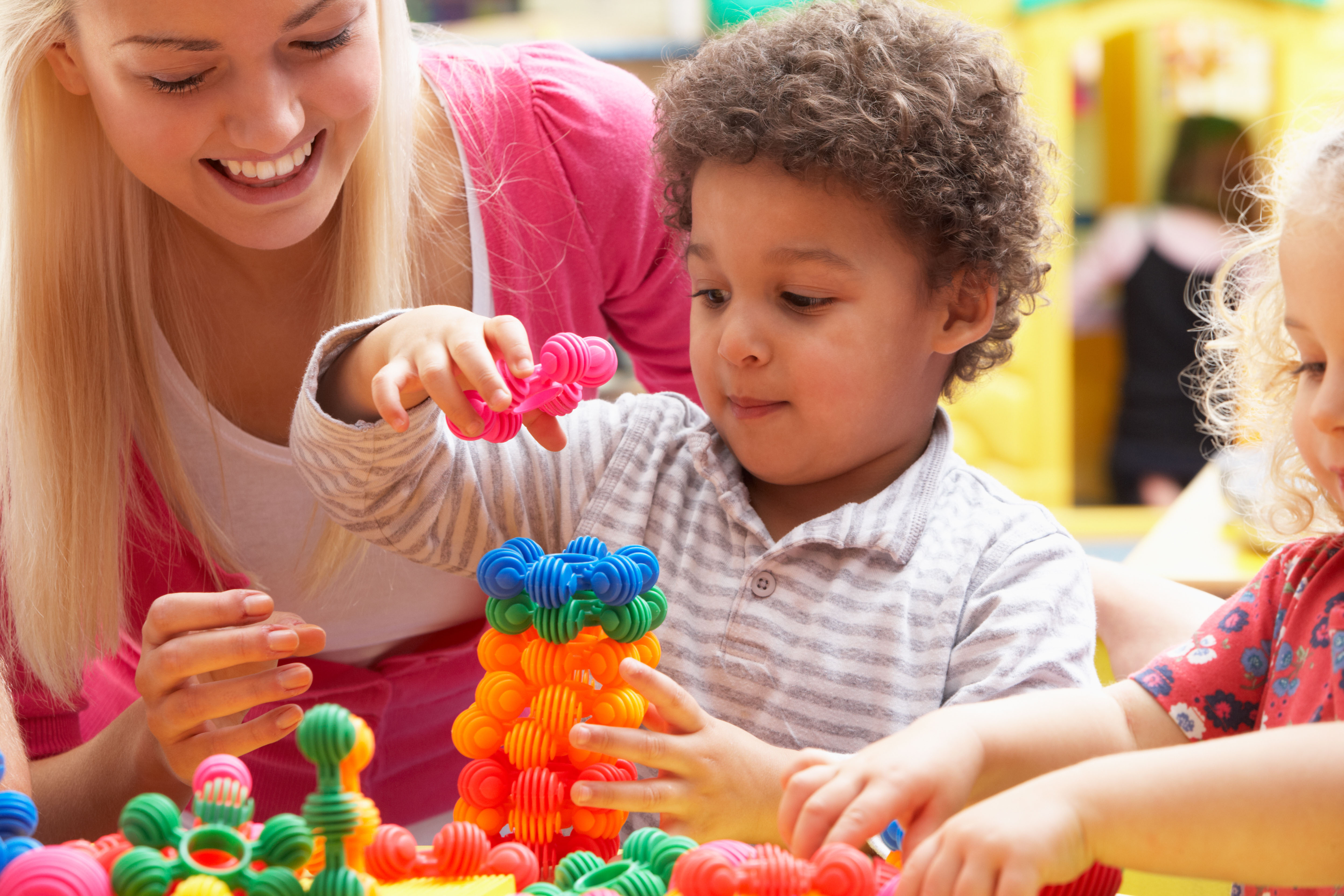 Act 2:  Planning for a Successful Year in Preschool